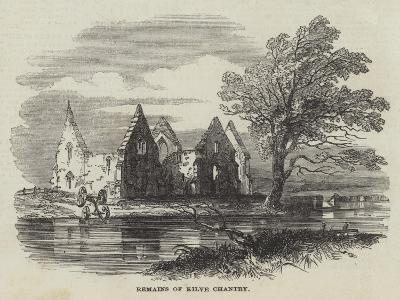 Remains of Kilve Chantry--Giclee Print