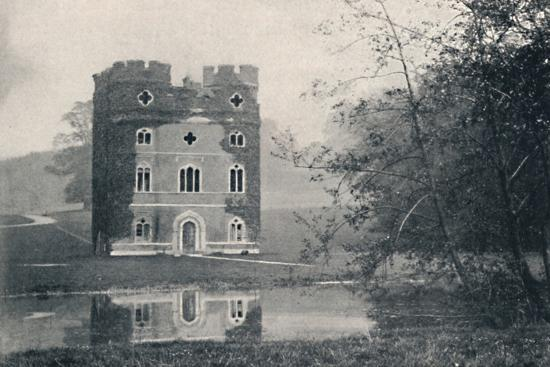 'Remains of Wolsey's Palace, Esher', 1903-Unknown-Photographic Print