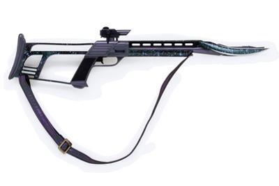 Reman Rifle, a Hero Prop Rifle, Made for 'Star Trek: Nemesis', C.2002