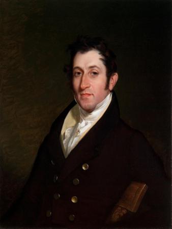 Colonel Mendes Cohen, C.1838