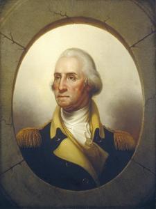 George Washington, C.1850 by Rembrandt Peale