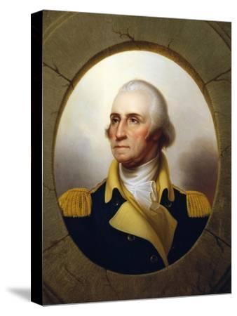 George Washington (Porthole Portrait)
