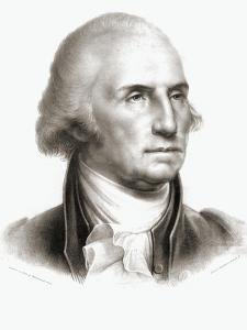 George Washington by Rembrandt Peale