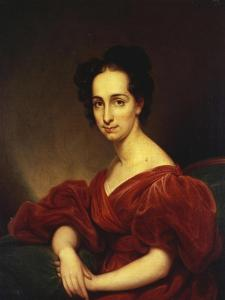 Olive Foote Lay by Rembrandt Peale