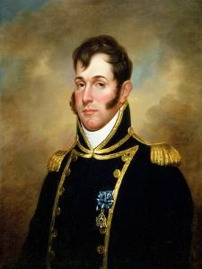 Oliver Hazard Perry (1785-1819), C.1813-14 by Rembrandt Peale