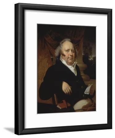 Portrait of Jacob Gerard Koch, c.1817