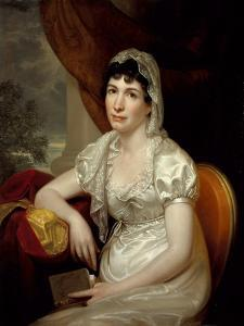 Portrait of Jane Griffith Koch, c.1817 by Rembrandt Peale