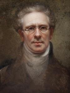 Self Portrait, 1828 by Rembrandt Peale
