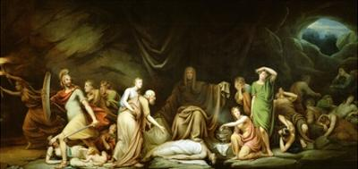 The Court of Death, 1820