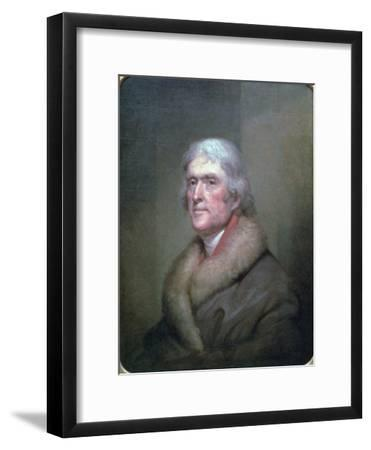 Thomas Jefferson, 1805