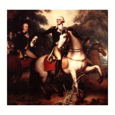 Washington before Yorktown, 1781