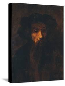 A Bearded Man in a Cap, (1657), 1903 by Rembrandt van Rijn
