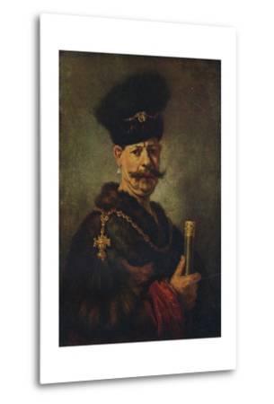 A Polish Nobleman, 1637