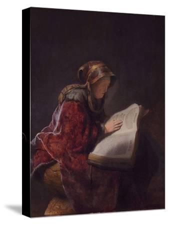 Anna the Prophetess, 1631