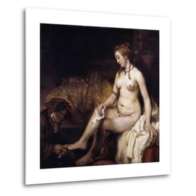 Bathsheba with David's Letter