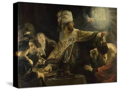 Belshazzar's Feast, Ca 1637