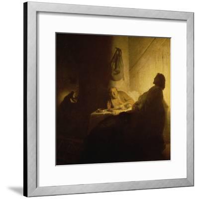 Christ at Emmaus