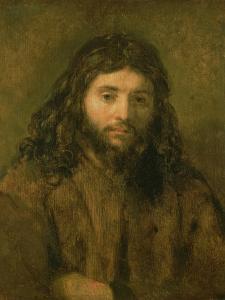 Christ, C.1656 by Rembrandt van Rijn