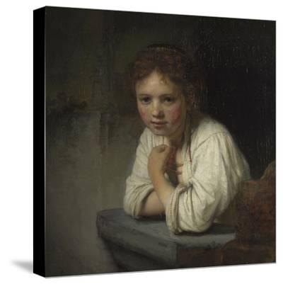 Girl at a Window, 1645