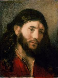 Head of Christ by Rembrandt van Rijn