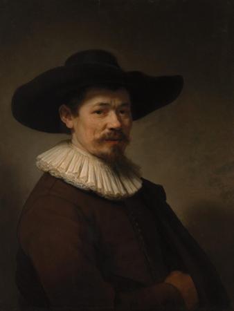 Herman Doomer, 1640 by Rembrandt van Rijn