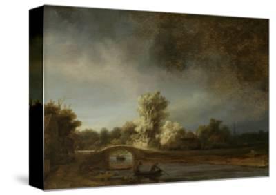 Landscape with a Stone Bridge, C.1638