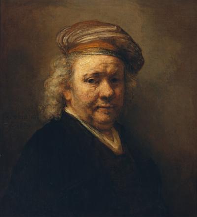 Last Self-Portrait, 1669 by Rembrandt van Rijn