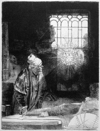 Magician at Work, Doctor Faustus