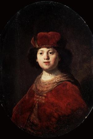 Portrait of a Boy, C1633 by Rembrandt van Rijn