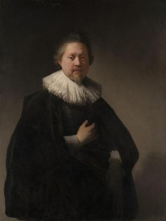 Portrait of a Man, probably a Member of the Van Beresteyn Family, 1633 by Rembrandt van Rijn
