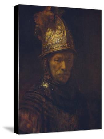 Portrait of a Man with a Golden Helmet, C. 1650-55
