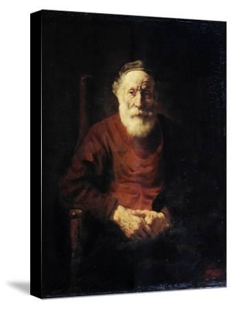 Portrait of an Old Man in Red, 1652-1654