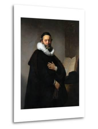 Portrait of Johannes Wtenbogaert, Remonstrant Minister