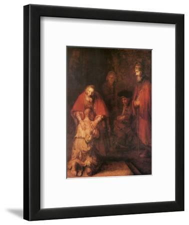 Prodigal Son by Rembrandt van Rijn