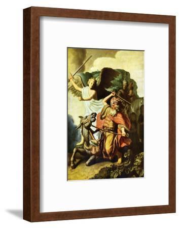 Prophet Balaam and the Donkey