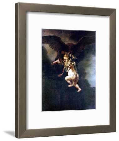 Rape Of Ganymede