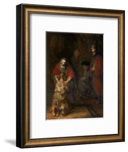 Return of the Prodigal Son, c. 1669 by Rembrandt van Rijn