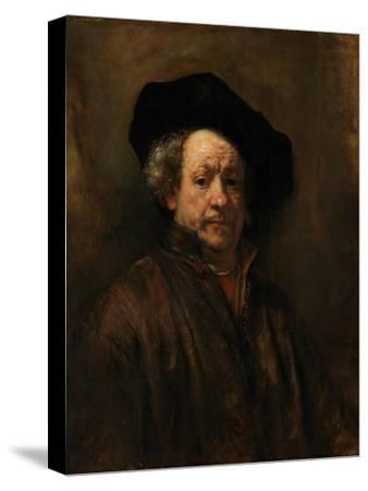 Self-Portrait, 1660