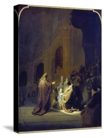 Simeon in the Temple, 1631