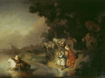 The Abduction of Europa, 1632 by Rembrandt van Rijn