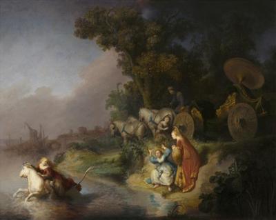The Abduction of Europa by Rembrandt van Rijn