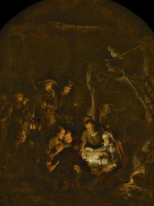 The Adoration of the Shepherds, 1646 by Rembrandt van Rijn