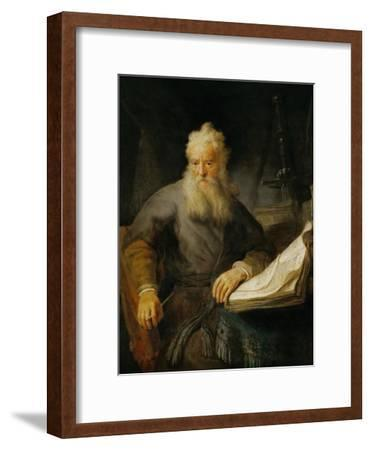 The Apostle Paul, 1633