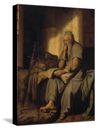 The Apostle Paul in Prison, 1627