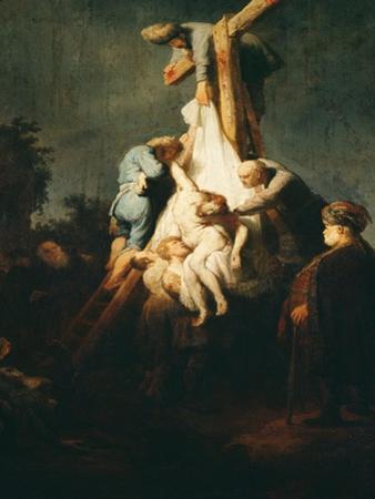 The Deposition, 1632-33 by Rembrandt van Rijn