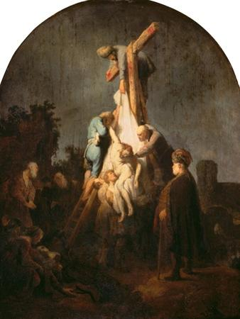 The Deposition from the Cross, 1633 by Rembrandt van Rijn