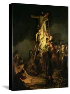 The Descent from the Cross by Rembrandt van Rijn