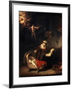 The Holy Family, 1645 by Rembrandt van Rijn