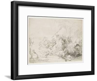 The Large Lion Hunt, 1641