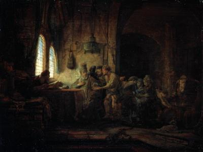 The Parable of the Labourers in the Vineyard, 1637